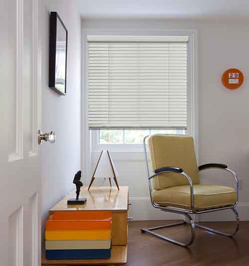 Star Blinds 2 Cordless Faux Wood Blinds