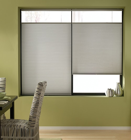 Star Blinds Cordless Top Down Bottom Up Light Filtering Cellular Shades