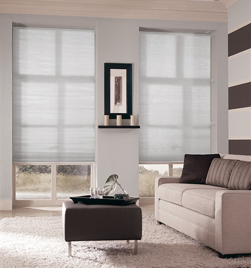 Star Blinds Flexo Light Filtering Cellular Shades