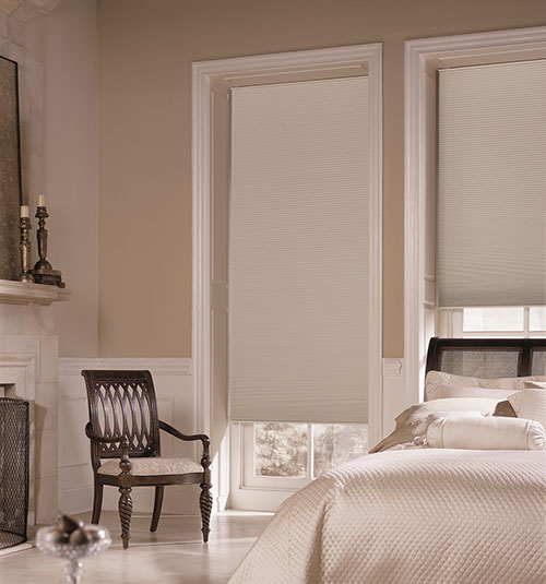 Star Blinds Classic Blackout Cellular Shades
