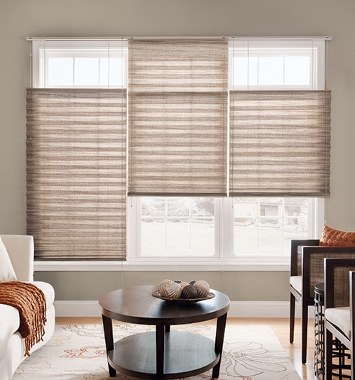 Star Blinds Cordless Top Down Bottom Up Pleated Shades