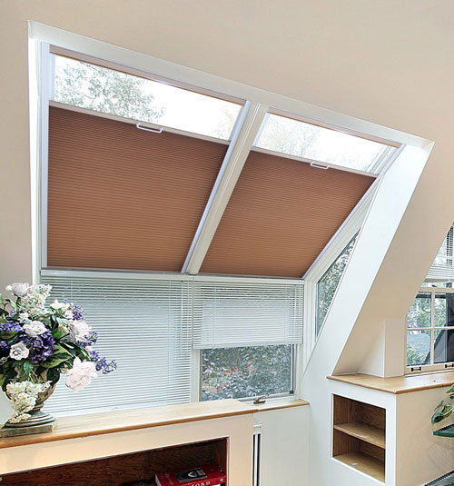Star Blinds Blackout Skylight Shades