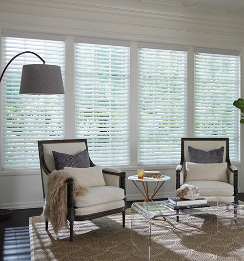Levolor 2 Faux Wood Blinds