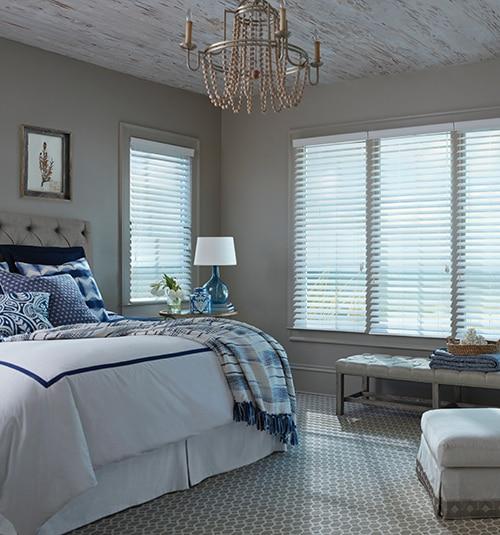 Levolor 2 1/2 Visions Faux Wood Blinds