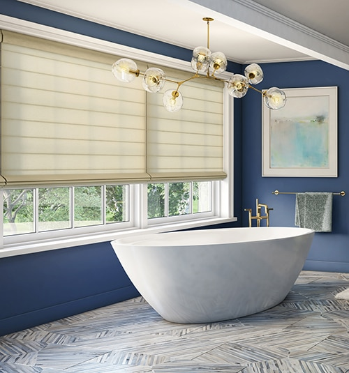 Levolor Roman Shades: Light Filtering