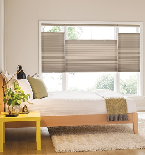 Star Blinds Signature Light Filtering Cellular Shades