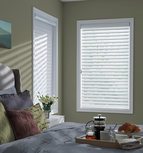 Star Blinds 2 Sheer Shade Room Dimming