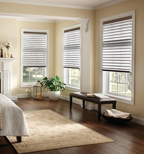 Star Blinds 3 Sheer Shade Room Dimming