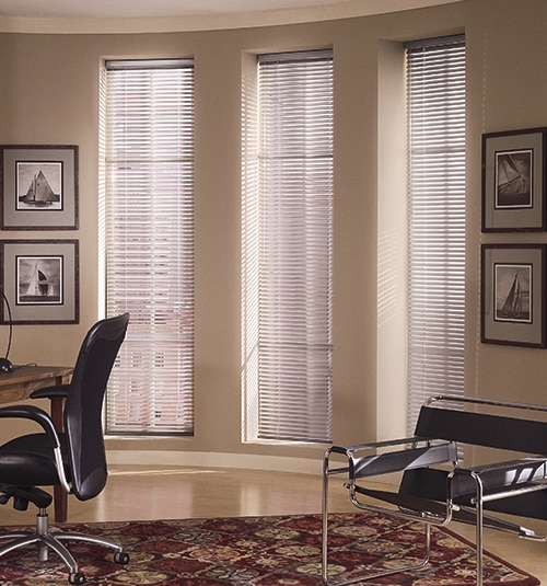 Levolor Riviera 1/2 8-Gauge Metal Blinds