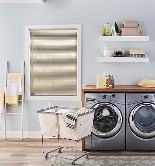 Bali LightBlocker 1 6-Gauge Mini Blinds