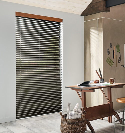 Bali LightBlocker 1 8-Gauge Mini Blinds