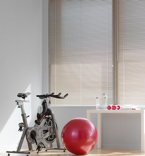 Star Blinds 1 6-Gauge Aluminum Mini Blinds