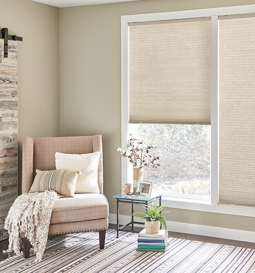 Bali Light Filtering Cellular Shades Single Cell