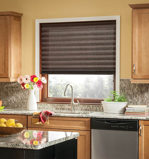 Bali Neat Pleat 2 Pleated Shades
