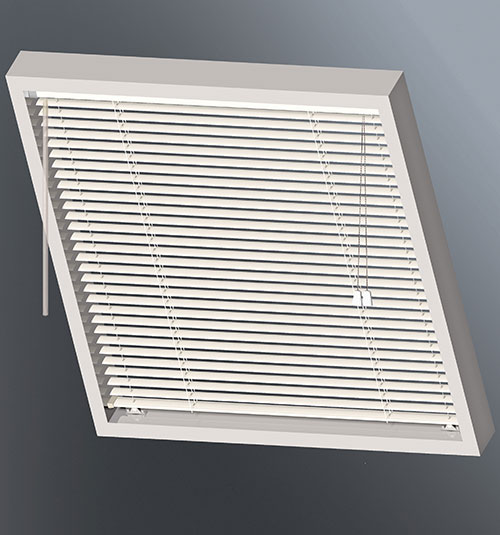 Bali 1 6-Gauge Skylight Mini Blinds