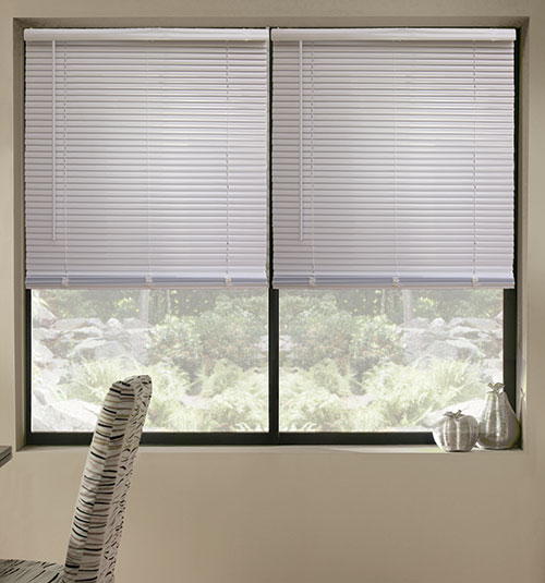 Star Blinds 1 Cordless Mini Blinds: Metal